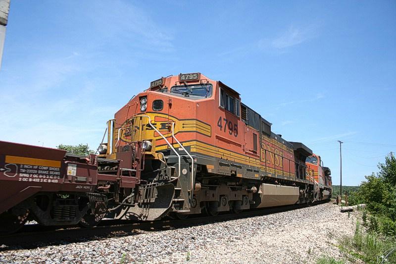 BNSF 4795